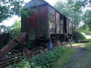 The Wreckage Carriage