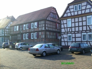 The dream began when teaching and living in the small town of Rodenbach, Germany.